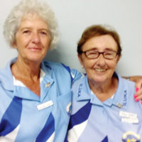 Iluka Ladies new Pairs Champions