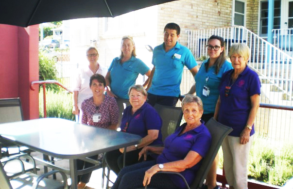 Hospital Auxiliary gift to rehab patients » Clarence Valley