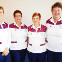 New executive for Maclean Women's Bowling Club