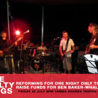 The Salty Dogs – Yamba Tavern Fri July 20