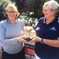 Grafton golf 'Presidents vs Captains'