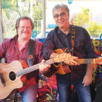 Mal Eastick and Andrew Hegedus – Yamba Bowlo Friday October 26