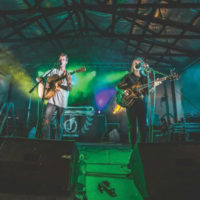 Anna and Jed – Yamba Shores Tavern Saturday October 27