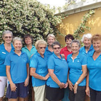 Iluka ladies golf