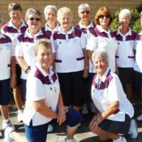 Maclean women's bowls  – Championship winners