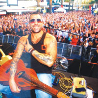 Mason Rack Band – Yamba Shores Tavern Saturday 12 January