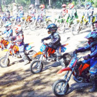 Ramping up to Ride and Race at Maclean Dirt bike Club
