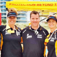 Medals for Yamba ladies boat crew