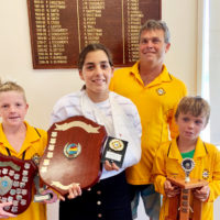 Yamba SLSC – Nippers award winners