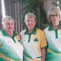 CRDWBA 2019 Triples Championships