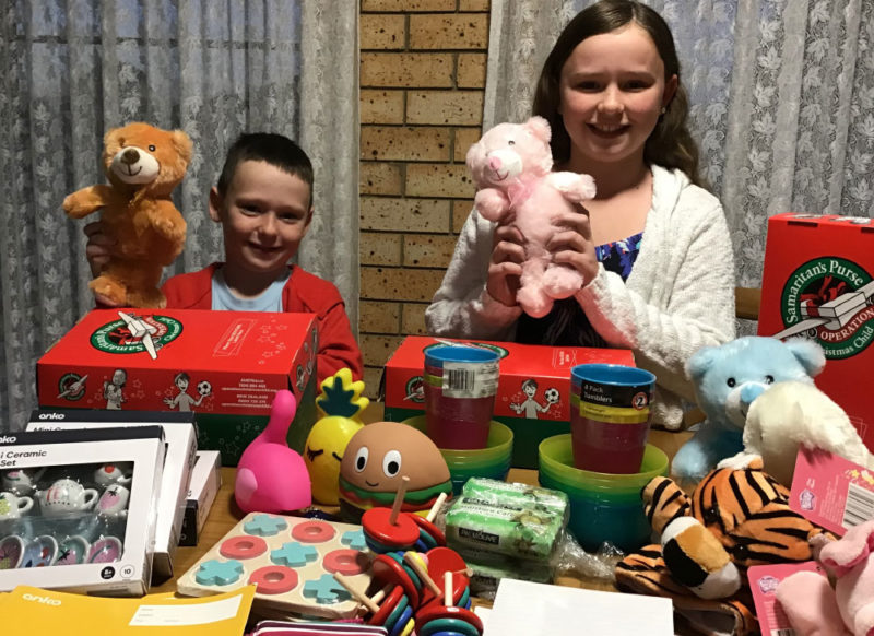 Christmas Shoe Box Appeal 2019.Operation Christmas Child The Shoe Box Appeal Clarence