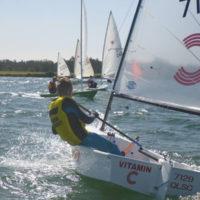 Big River Sailing Club hosts Regional Development Camp