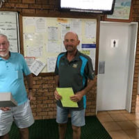 Iluka Veterans golf
