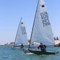 Big River sailors compete at State and National Championships