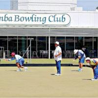 Yamba men's lawn bowls